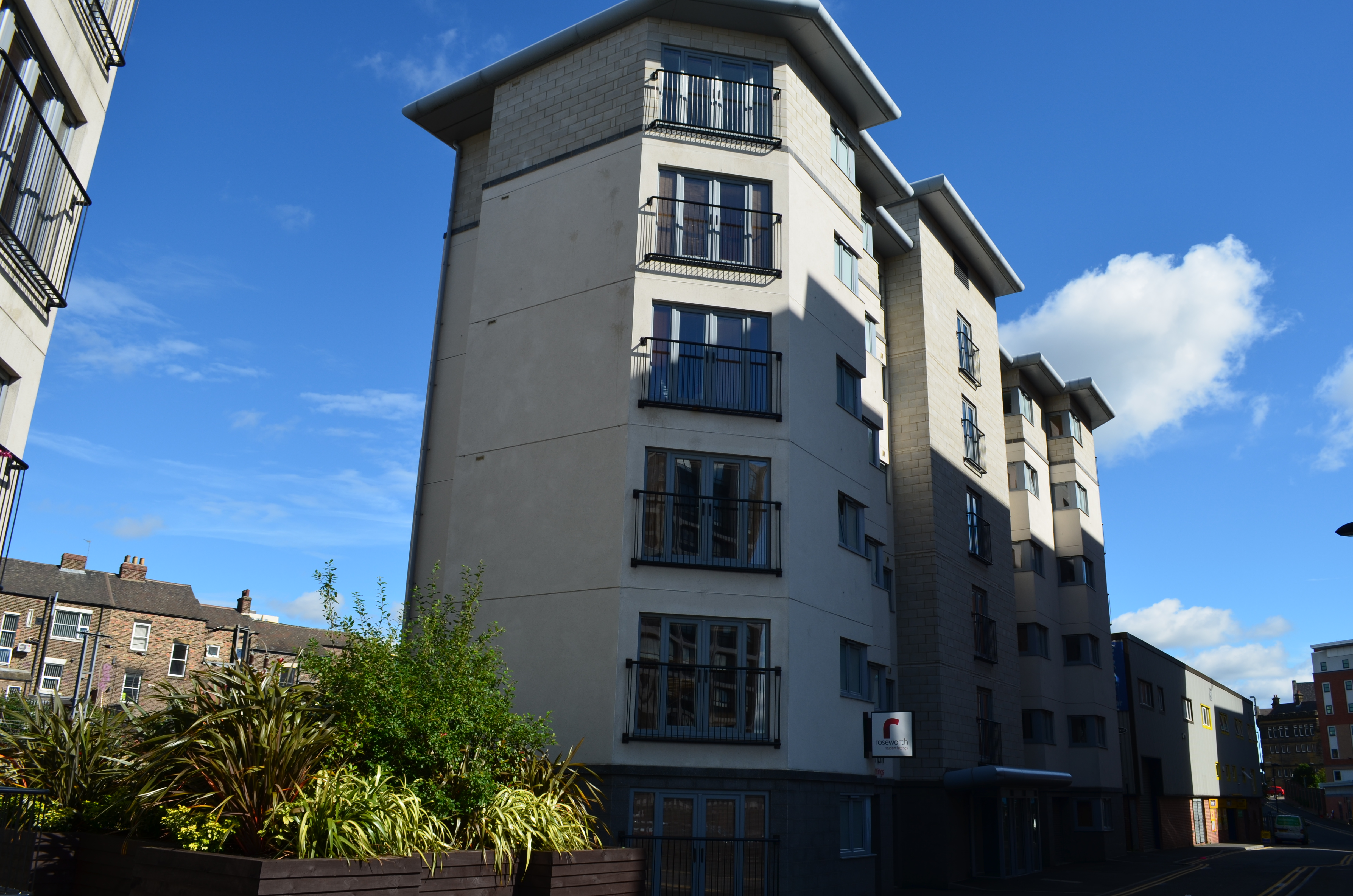 Dulcie House Student Accommodation In Newcastle Upon Tyne