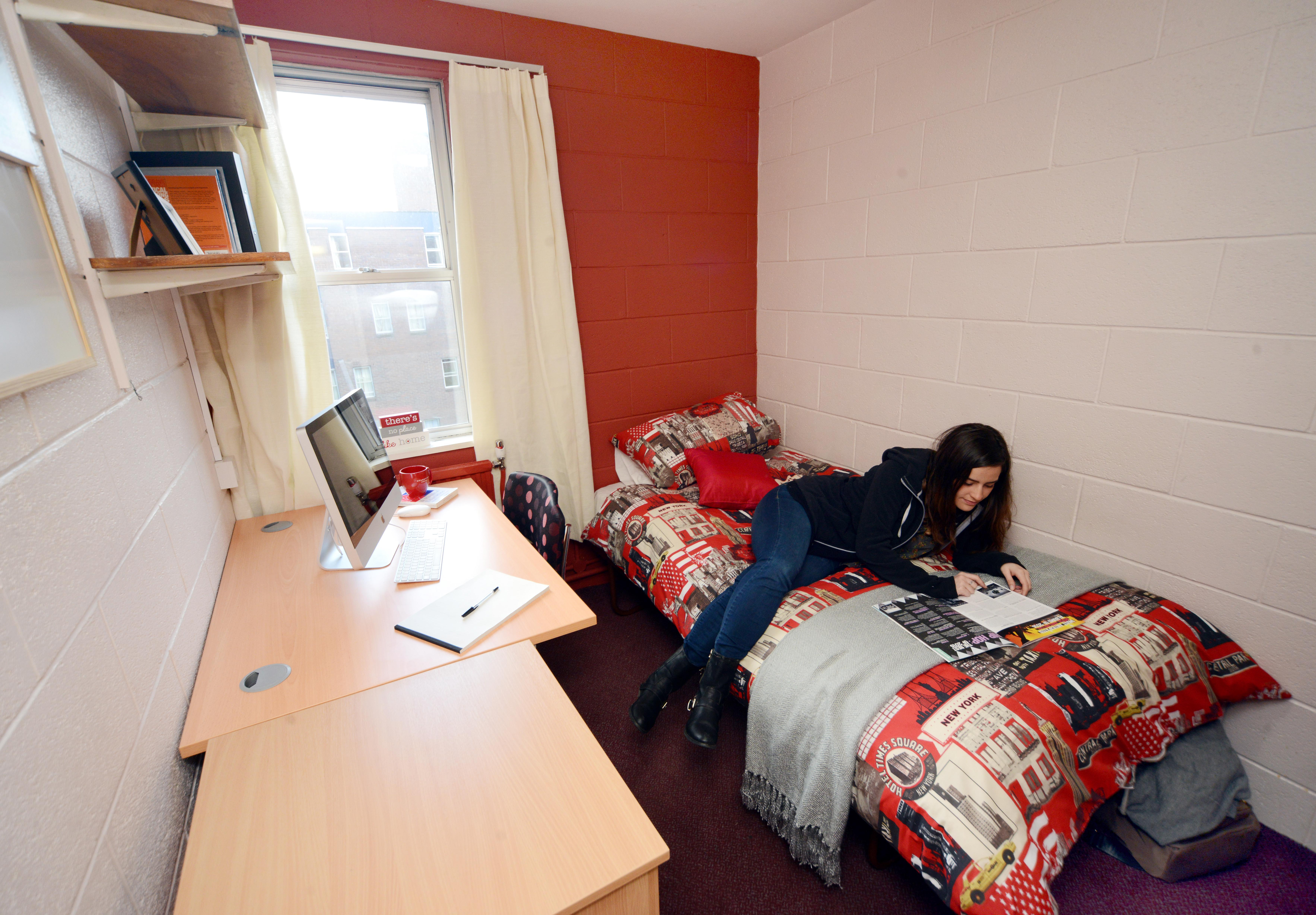 lovaine halls student accommodation in newcastle upon tyne. Black Bedroom Furniture Sets. Home Design Ideas