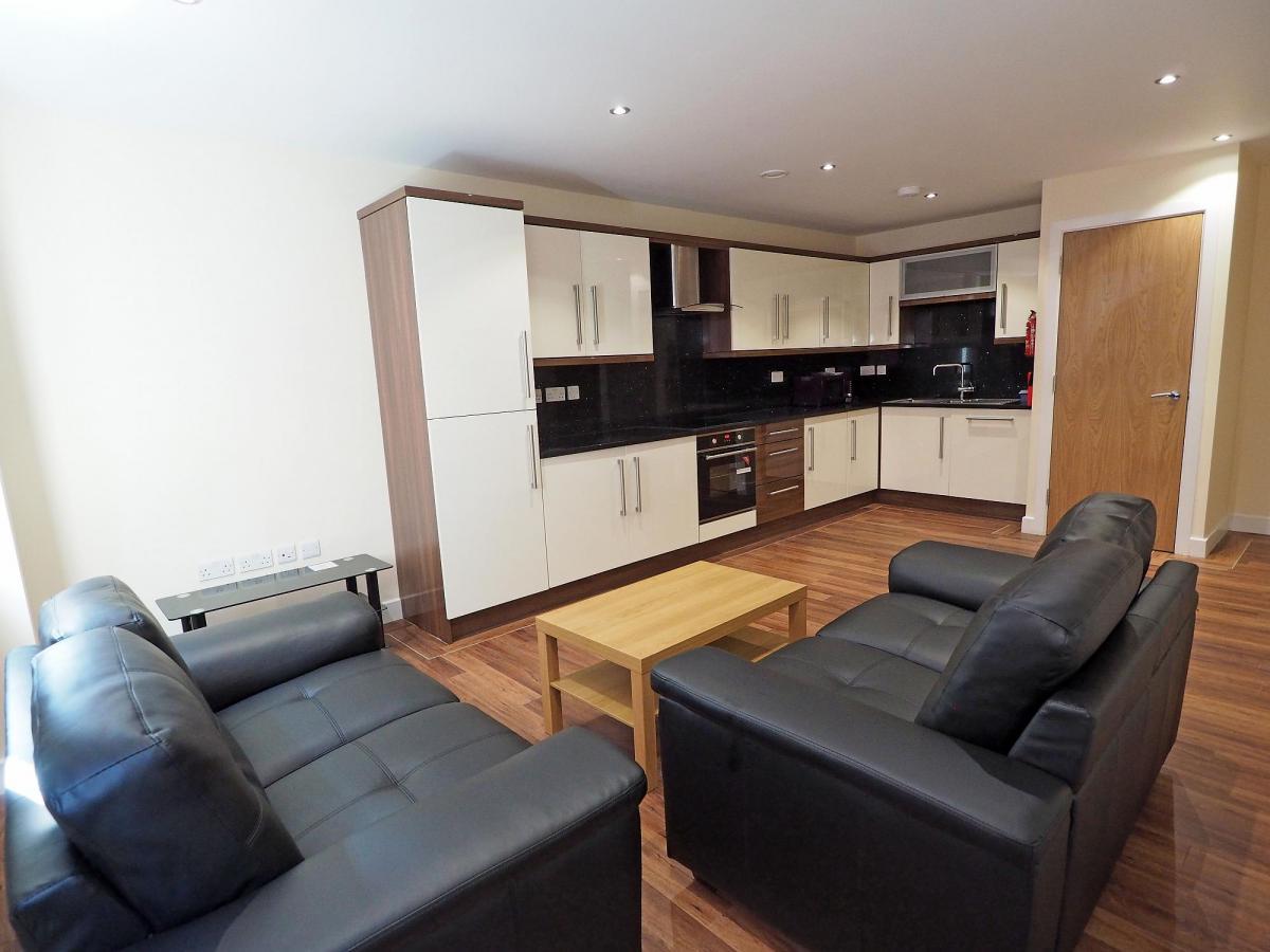 Apt 1 Devonshire Point - Student Accommodation In Sheffield