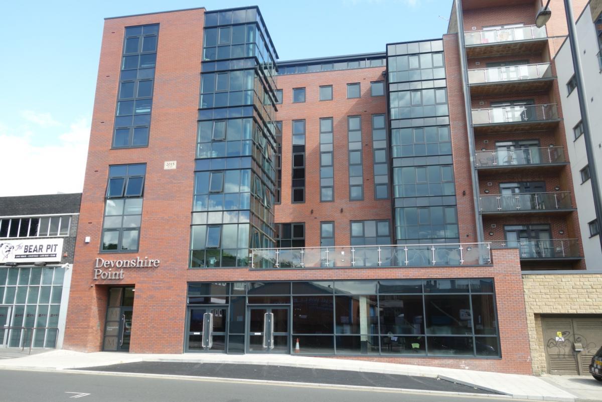 Apt 20 Devonshire Point - Student Accommodation In Sheffield